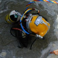 Underwater Concrete Repair Work