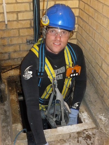 Confined Space PPE 600